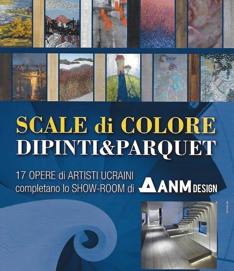 Scale di colore la mostra riapre il 28 agosto tribuna - Scale di colore ...