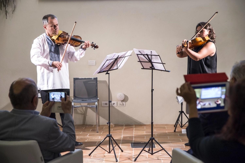 Concerto d'archi a Villa Manzoni, ecco il programma