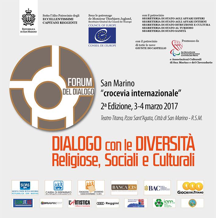 Pronti gli atti del secondo Forum del Dialogo