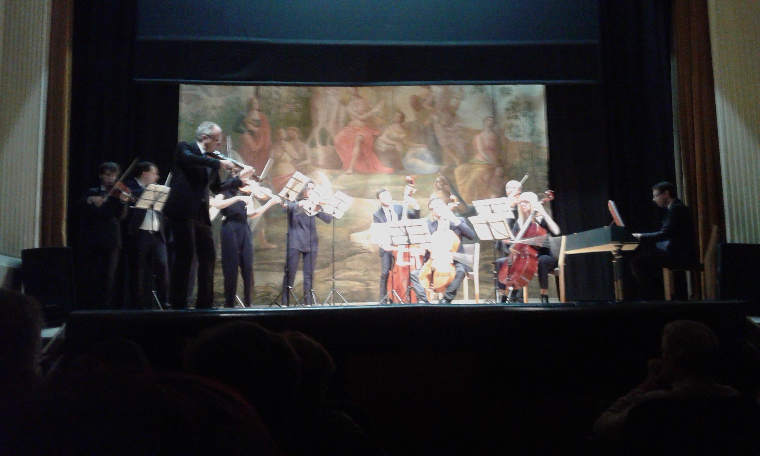 Vivaldi e la sua musica meravigliosa con l'Ensemble Barocco