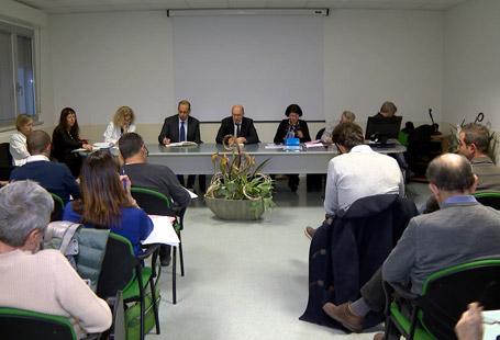 Casale La Fiorina, incontro sindacati- Iss