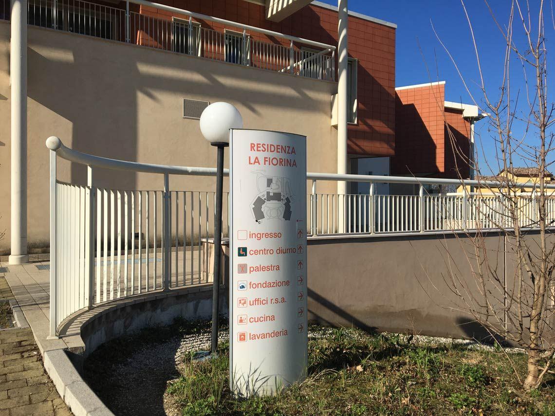 I Segretari delle Federazioni Pensionati in visita al Casale la Fiorina