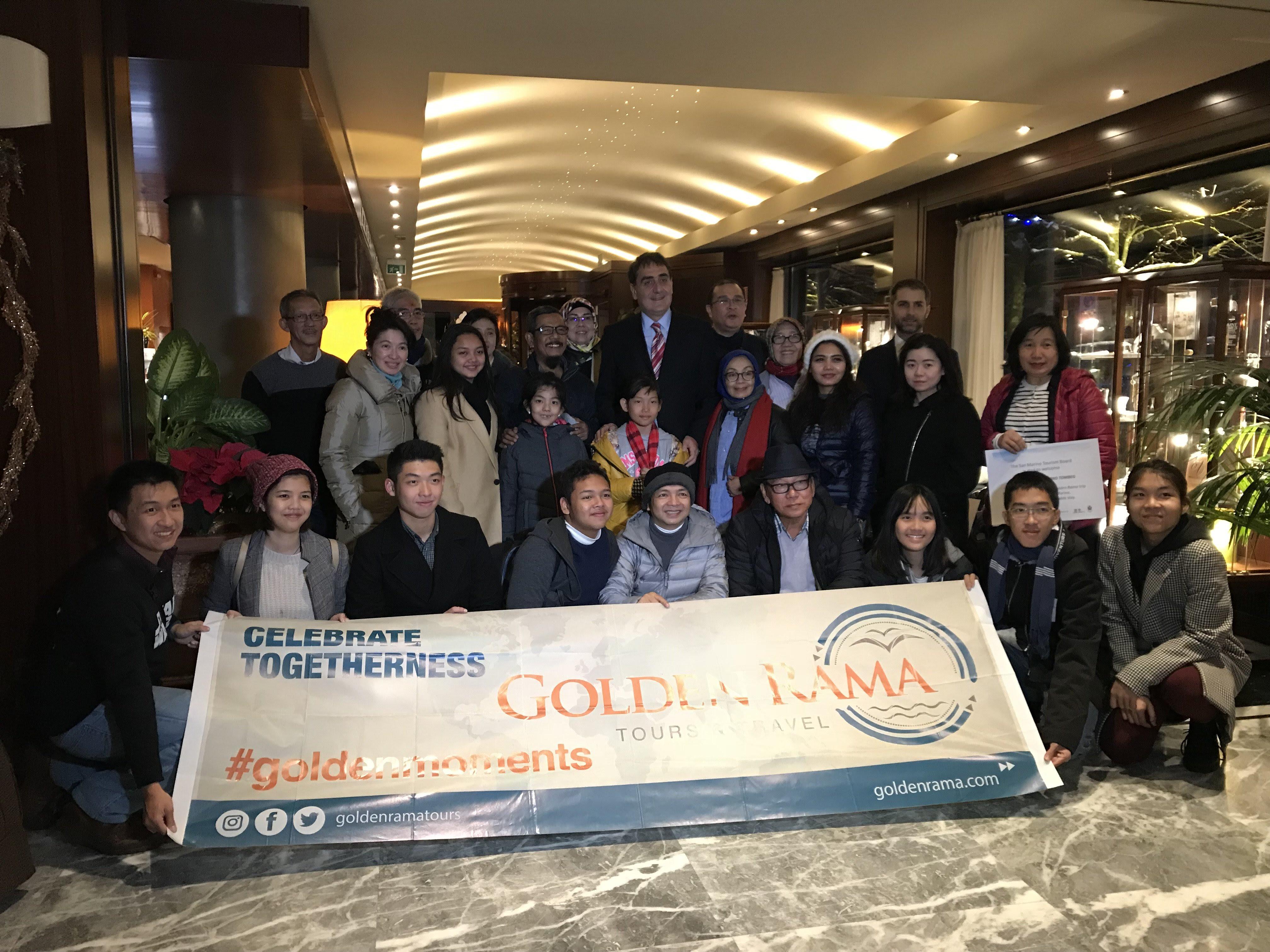San Marino nelle offerte di viaggio della Golden Rama Indonesia ...