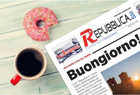 Arriva La Repubblica Sm Diretta Da Cucuzza Tribuna Politica Websm