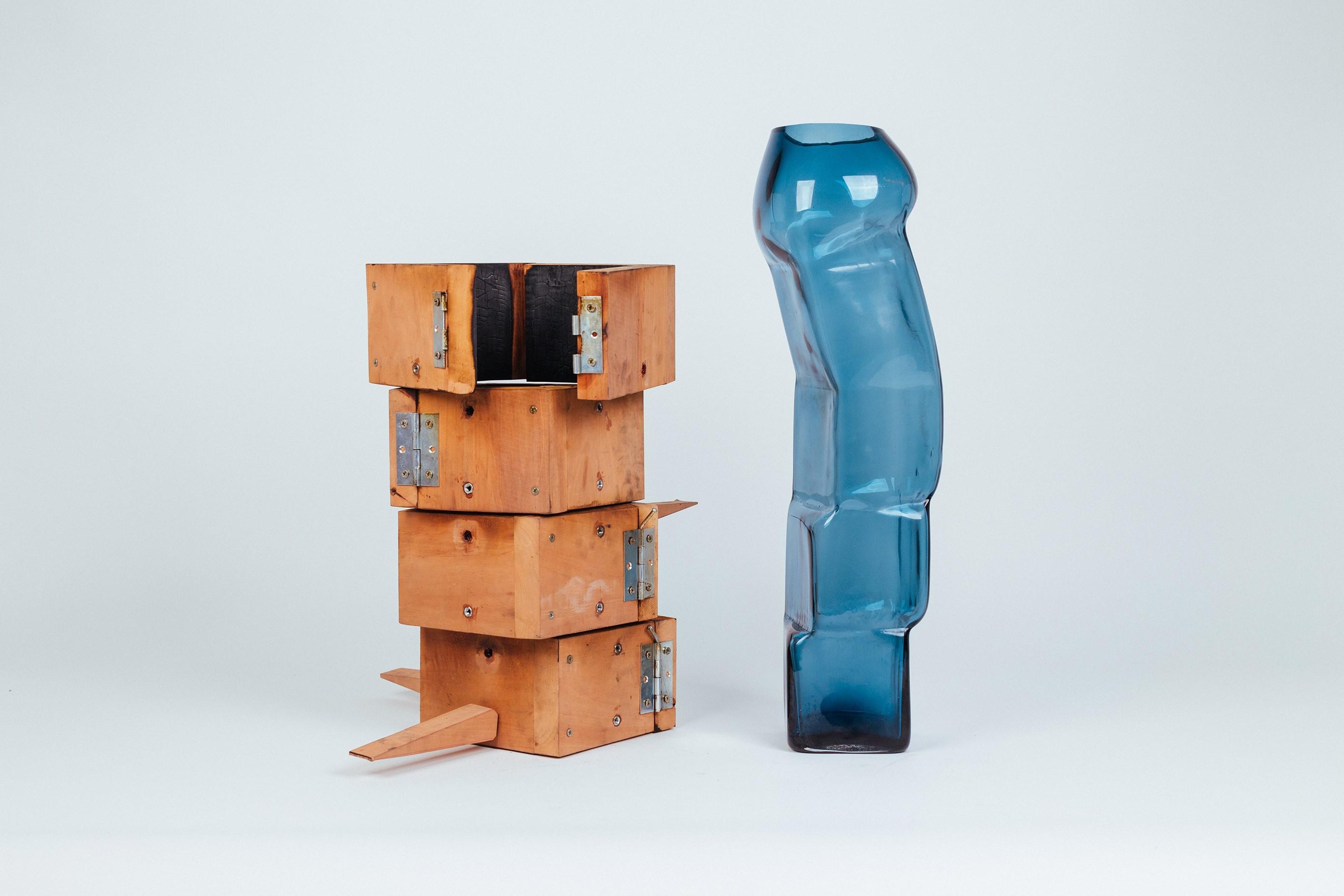 """Il vetro artistico di Murano diventa design e va in mostra a """"Matrioska"""""""
