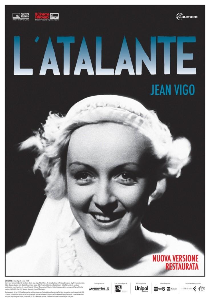Il Cinema ritrovato: L'Atalante di Jean Vigo