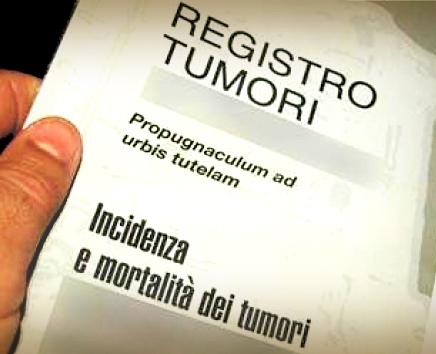Aggiornamento del Registro Tumori