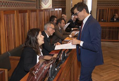 Consiglio, approvato all'unanimità un odg sulla gestione degli NPL