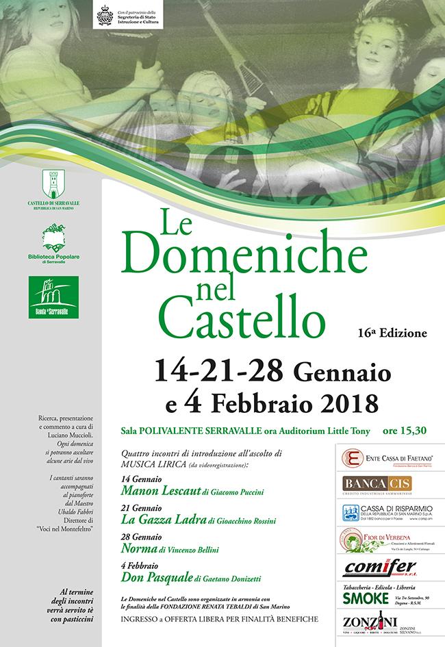"""""""Don Pasquale"""" conclude alla grande """"Le domeniche nel Castello"""""""