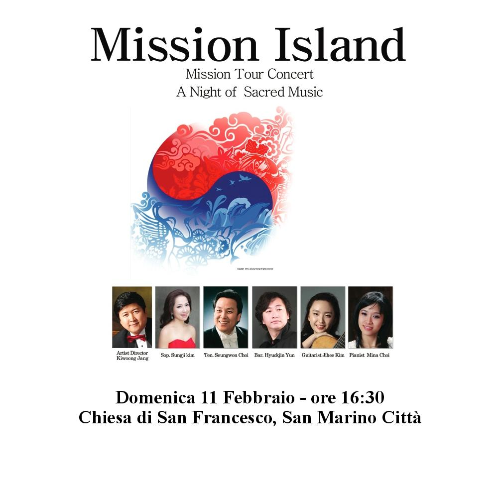 Mission Island: Night of Sacred Music
