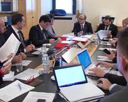 Riunito l'Ufficio di Presidenza: quattro giorni di Consiglio
