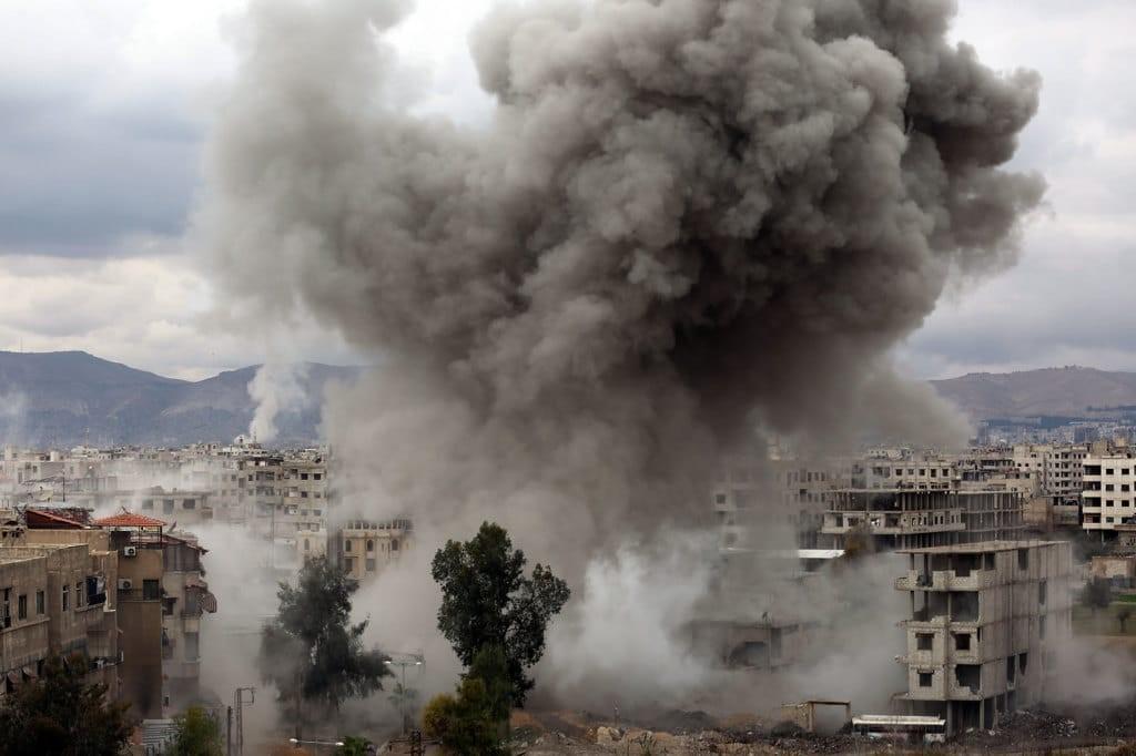 Troppo silenzio sui civili siriani: l'appello di Anthony Bazan