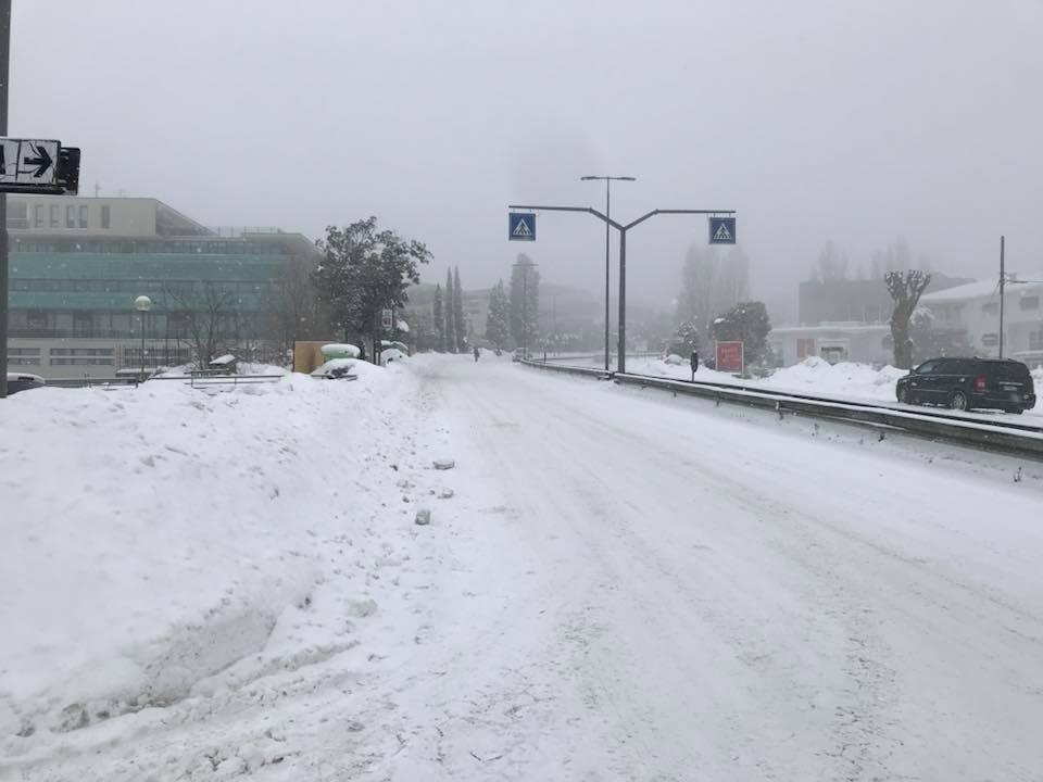 Maltempo: neve e aria gelida, ma da domani dovrebbe cambiare