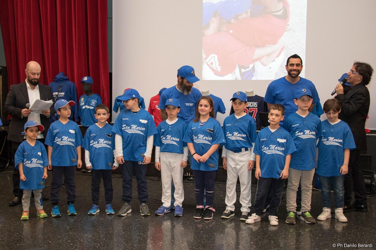 Il Baseball Sammarinese si è presentato a Serravalle