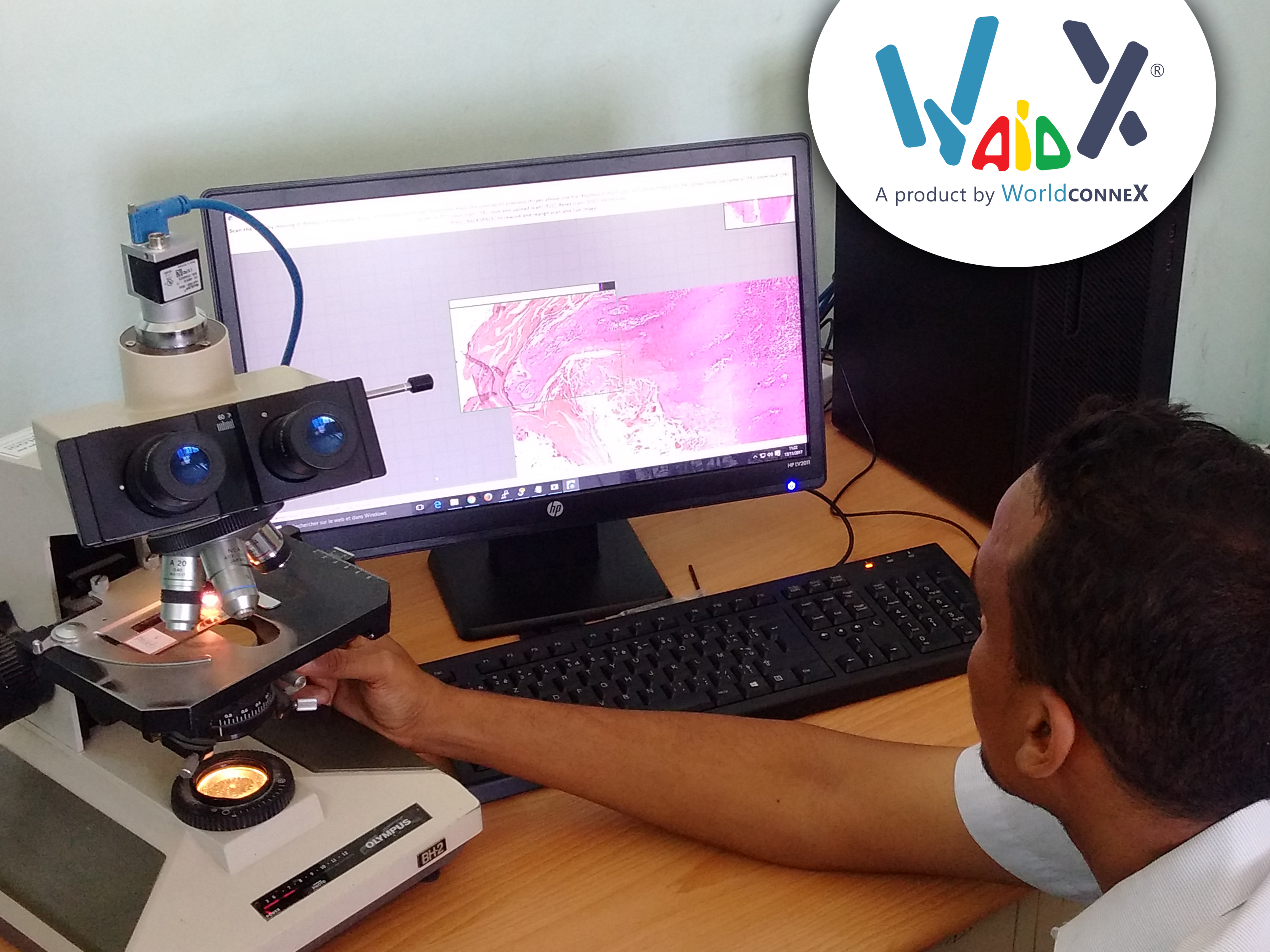 WorldConnex: l'innovazione al servizio della diagnostica