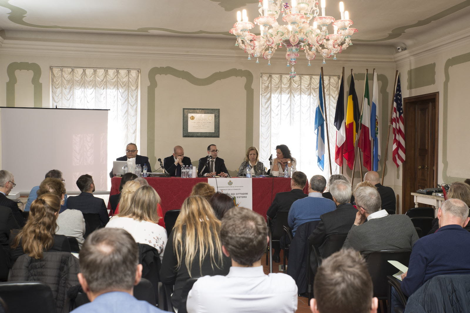Terminati i lavori della 44° Consulta dei cittadini sammarinesi all'estero