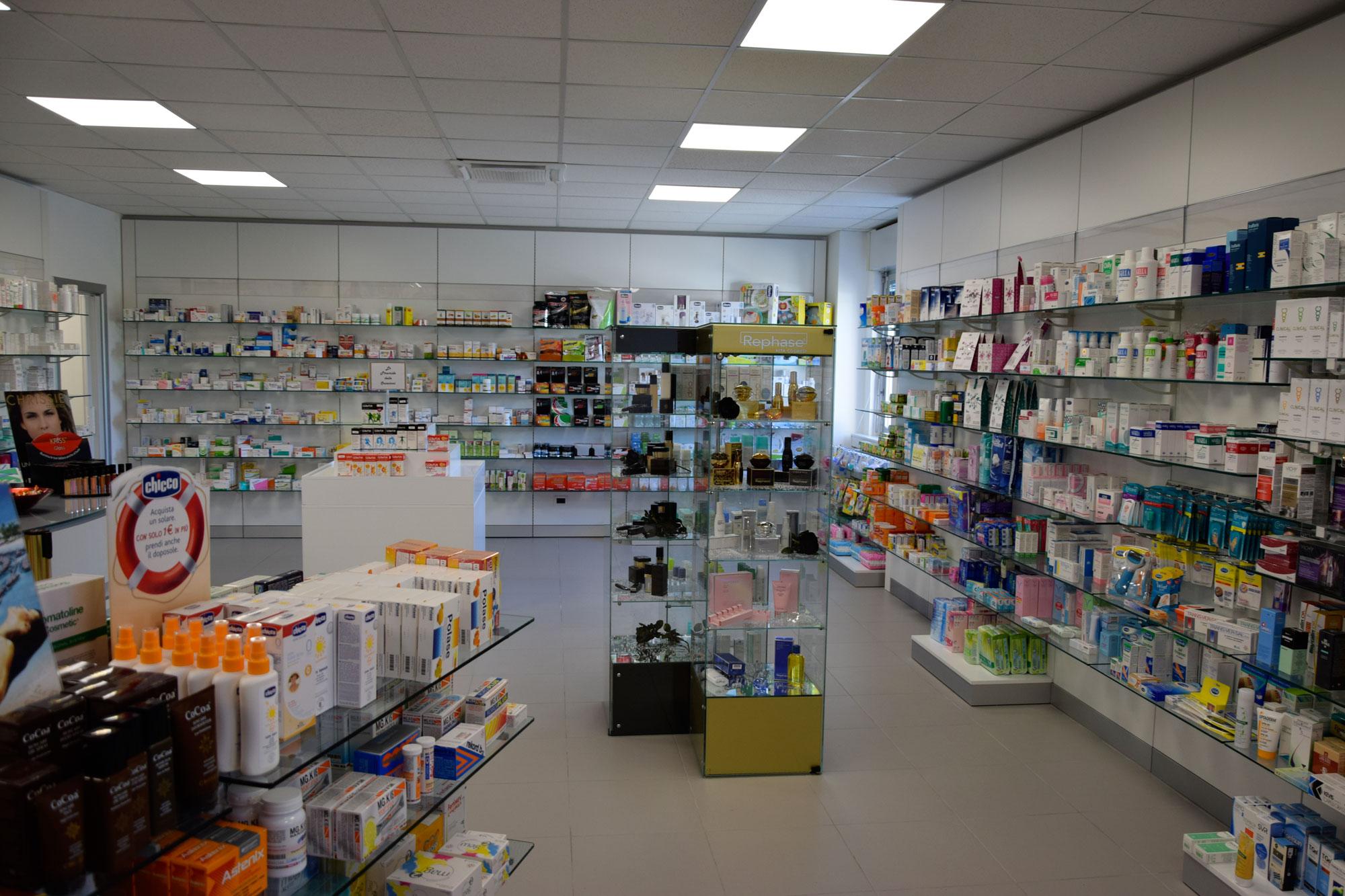 La farmacia dell'Ospedale chiusa il 18 e 19 aprile