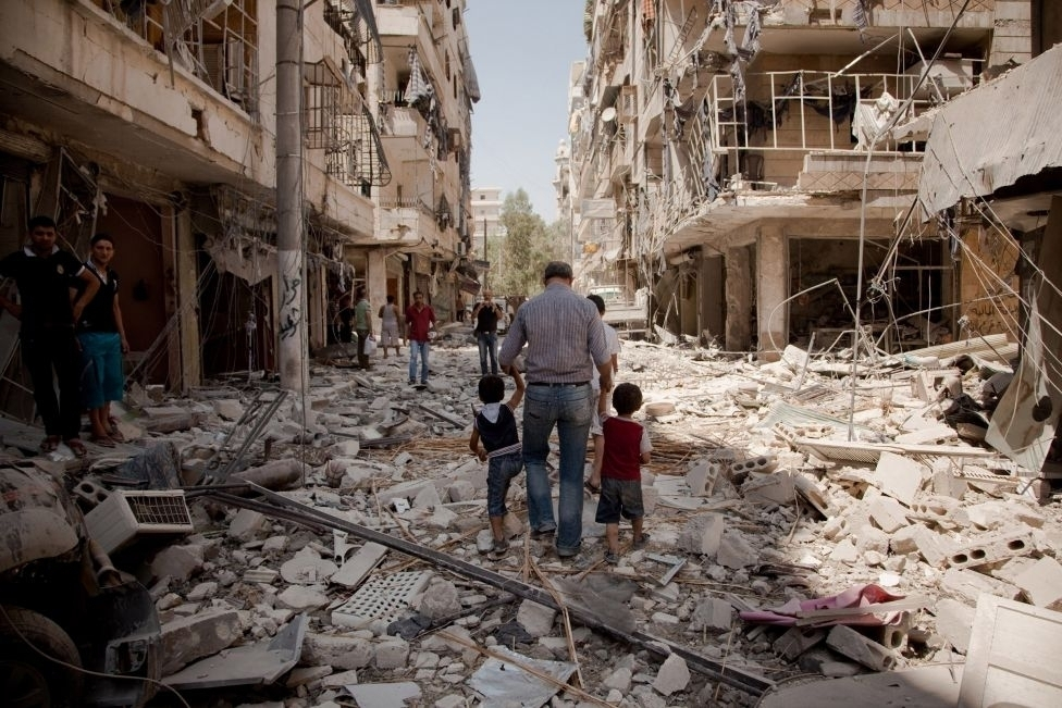 SSD sul Medio Oriente: c'è urgenza di civiltà