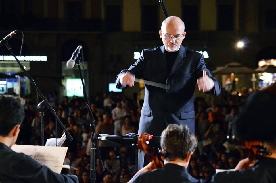 Massimiliano Messieri celebrato al Mascagni di Livorno