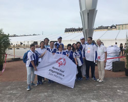 Special Olympics ai National Games di Ginevra