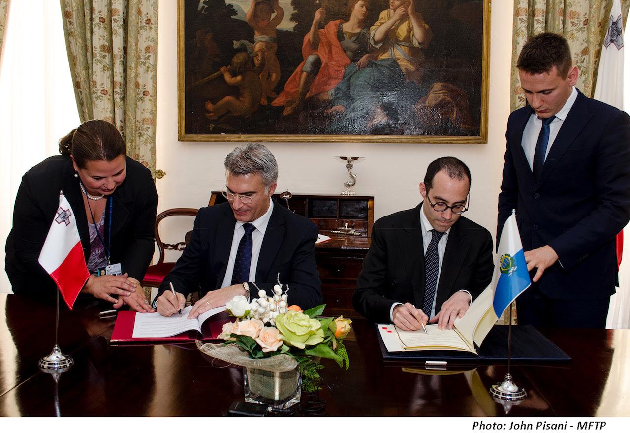 Riscontri positivi dalla visita a Malta del Segretario di Stato Renzi