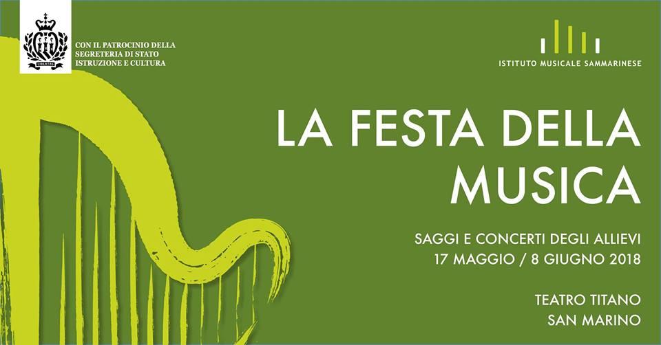 Festa della musica per allievi e professori ISM