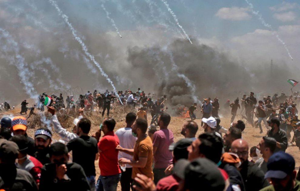 Gaza, potevano essere giorni di festa