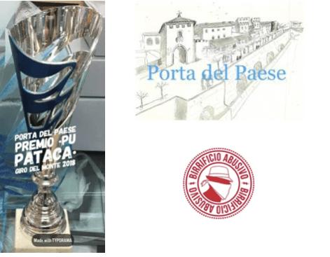 Giro del Monte 2018: Porta del Paese c'è!