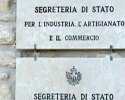 Segreteria commercio: nessun disinteresse per il settore