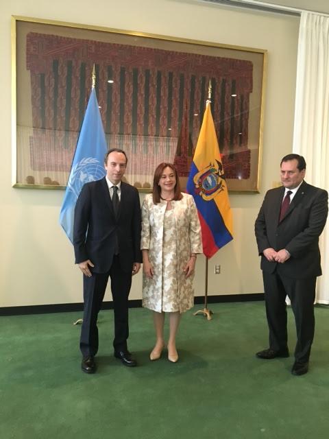 San Marino Vicepresidente dell'Assemblea Generale ONU