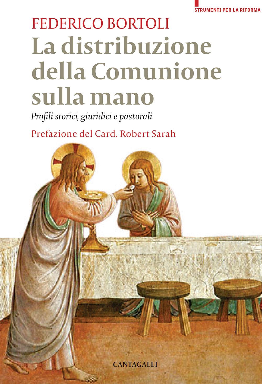 """""""La distribuzione della Comunione sulla mano"""""""