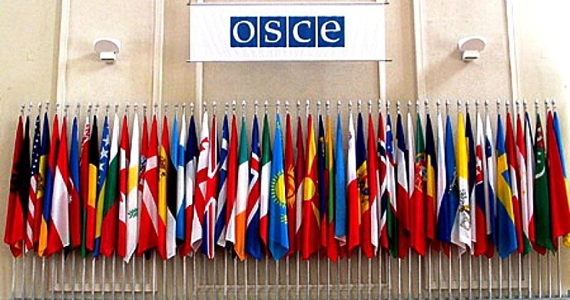 OSCE, al via i lavori dell'Assemblea Parlamentare