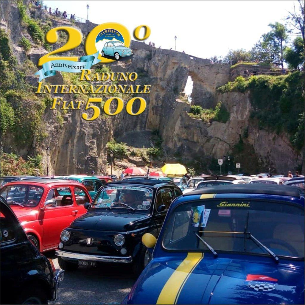 Calendario Raduni Fiat 500 2020.Olnano Estate Archivi Tribuna Politica Web Sm
