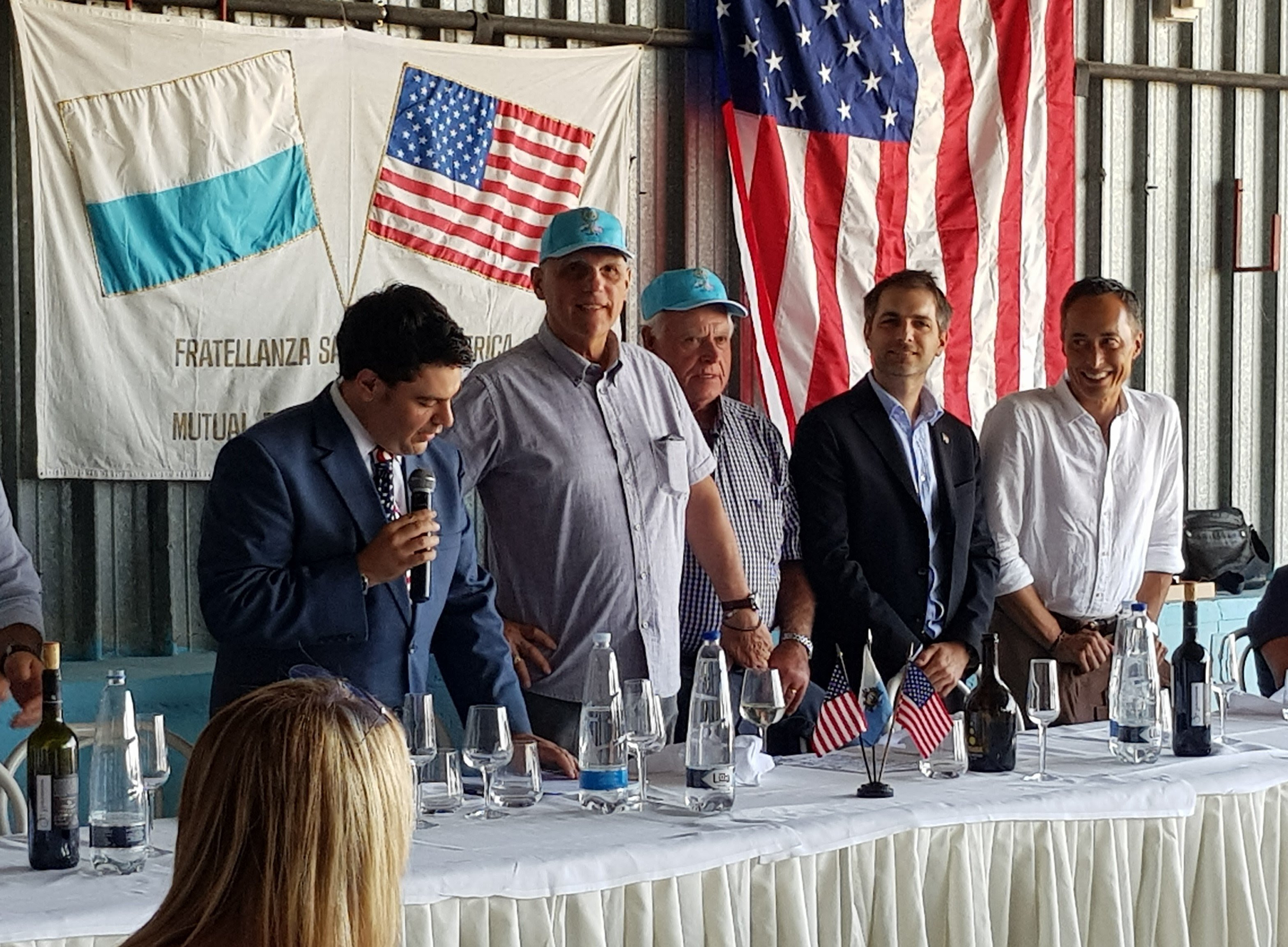 Celebrato il 40° anniversario della Fratellanza San Marino-America