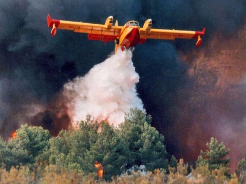 """Protezione Civile: """"Campagna di prevenzione incendi boschivi 2018"""""""