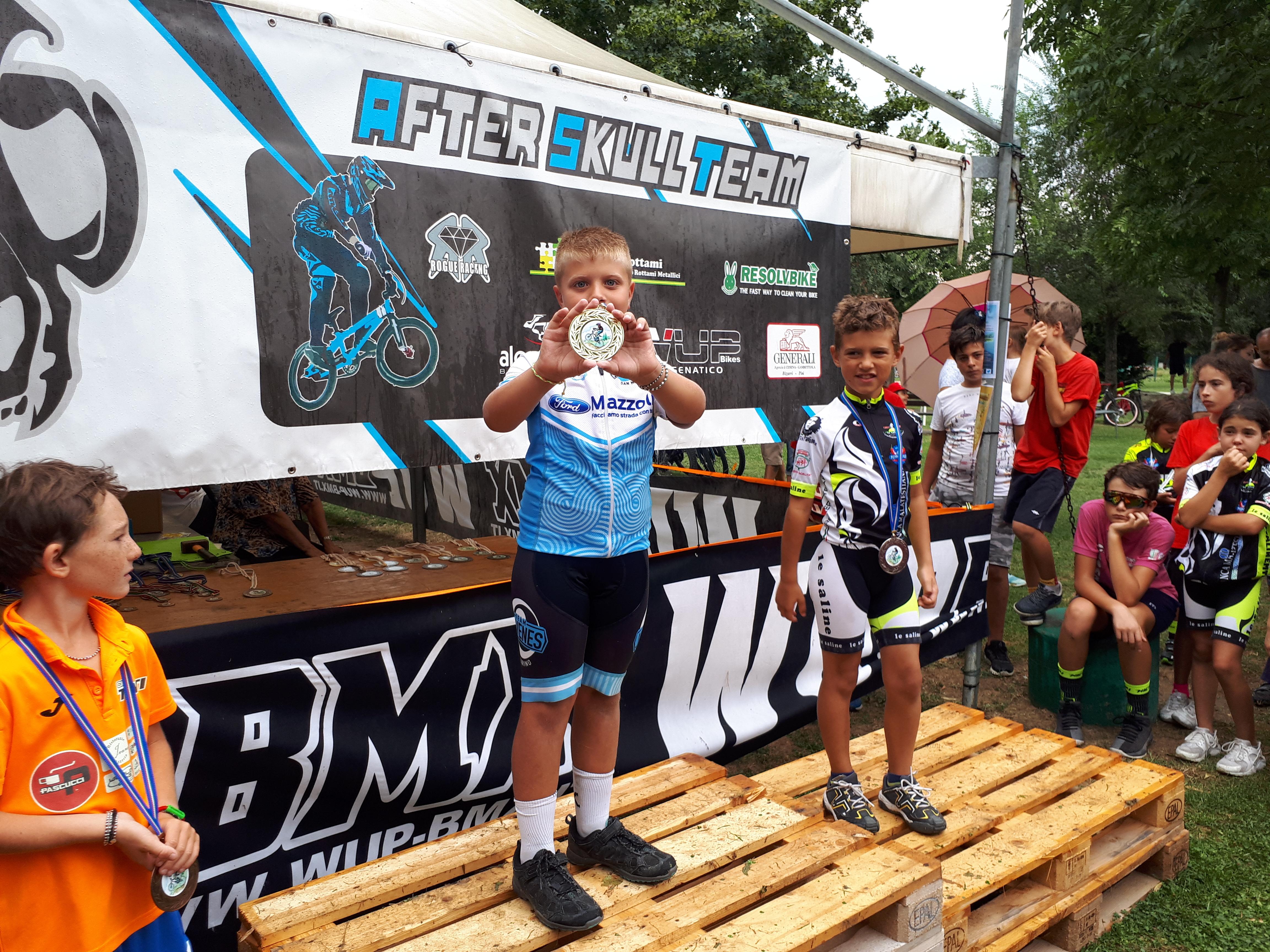 Juvenes ciclismo: Giacomo Picchi vince a Gambettola