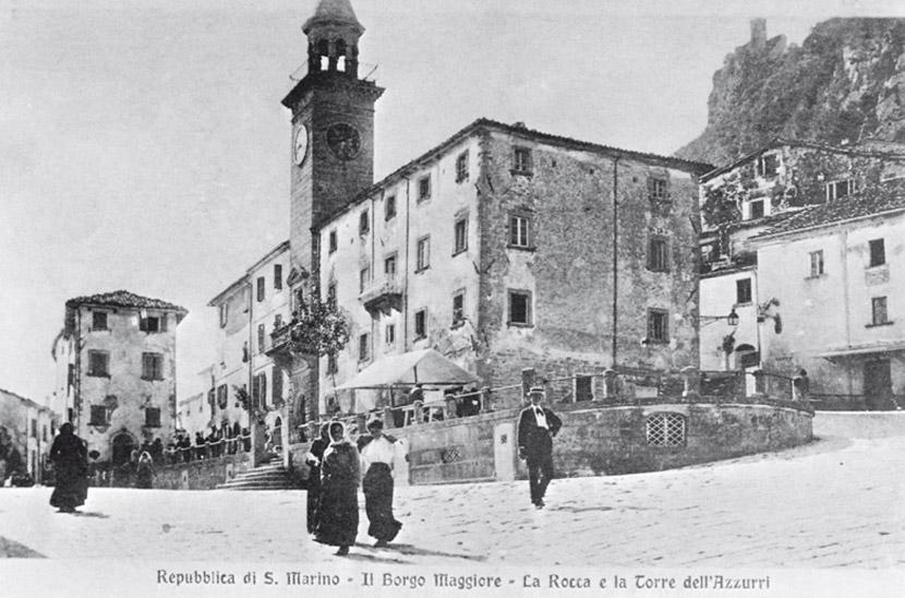 """""""E Borg"""", un libro sui soprannomi degli abitanti di Borgo Maggiore"""