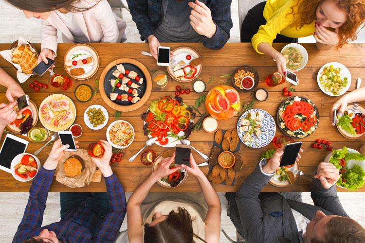 I sammarinesi spendono di più fuori territorio per negozi, cibo e divertimento