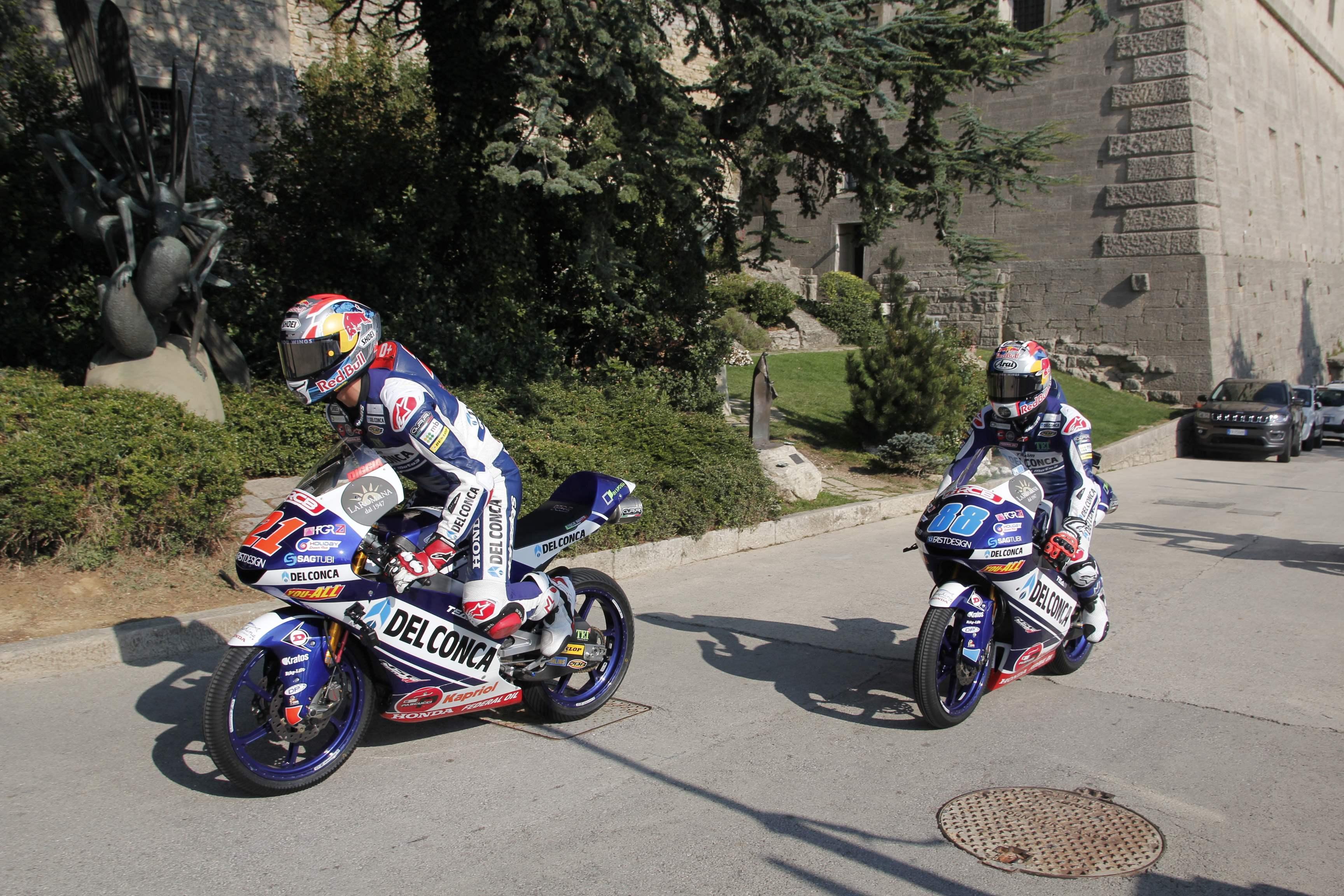 Circuito San Marino : San marino motogp parade partiti i media event ufficiale dorna