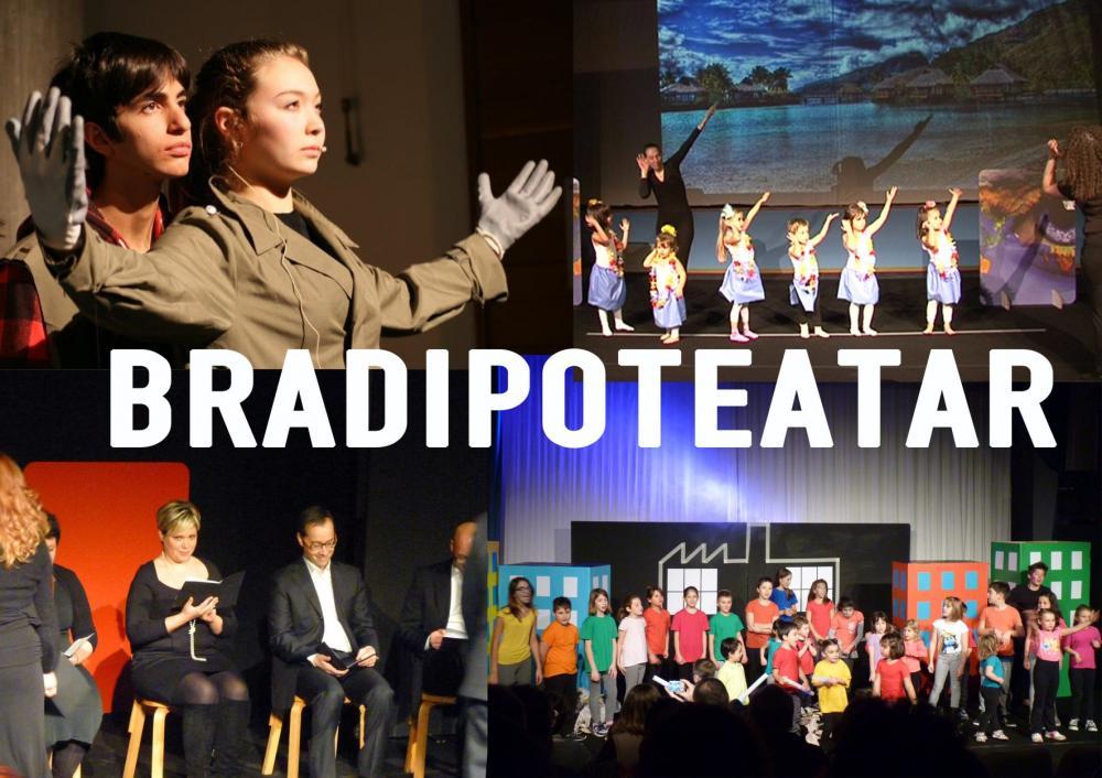 Bradipoteatar apre le iscrizioni per i corsi della Scuola di Teatro e Danza Creativa