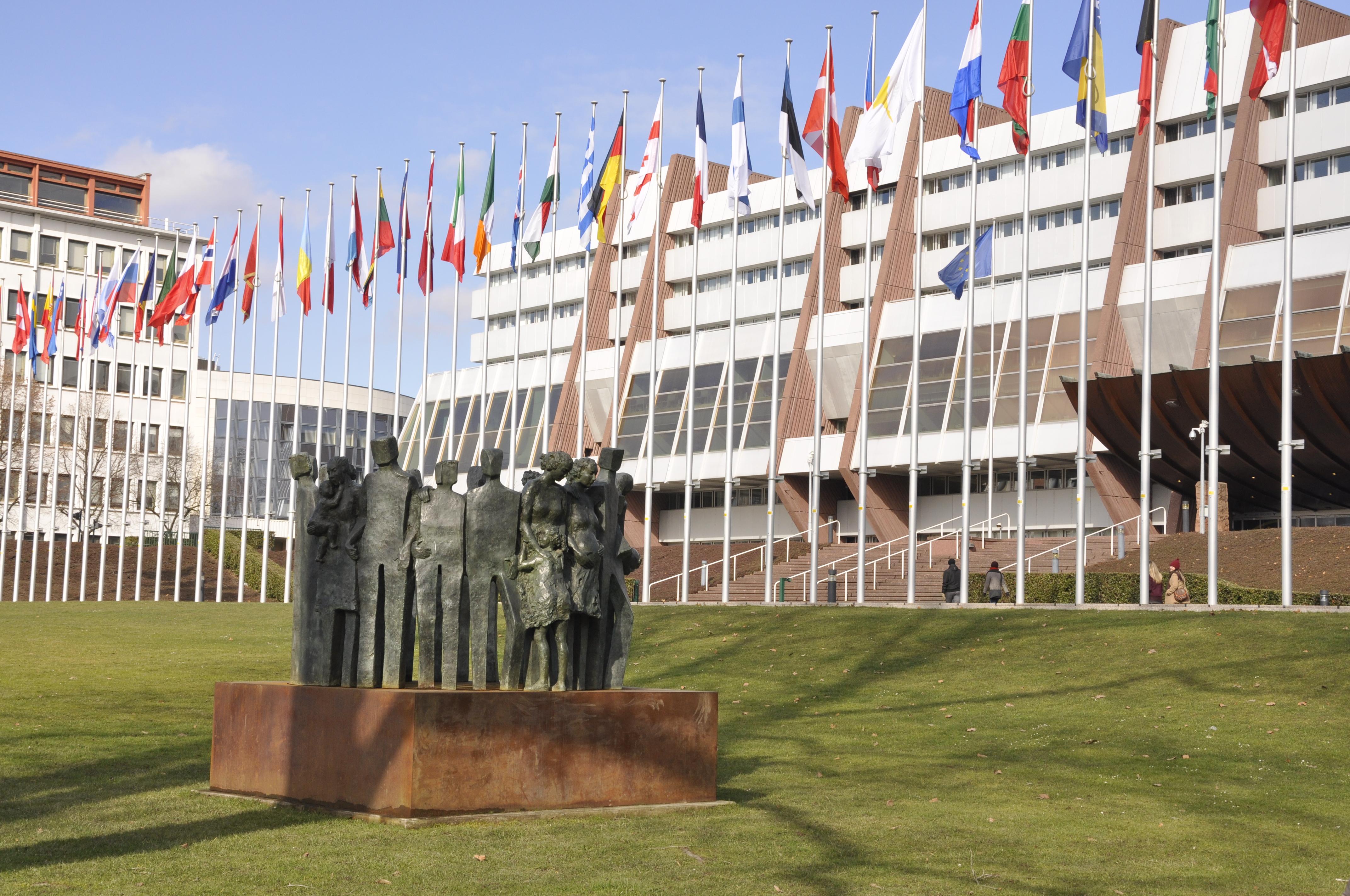 Ripartono i lavori dell'Assemblea Parlamentare del CdE