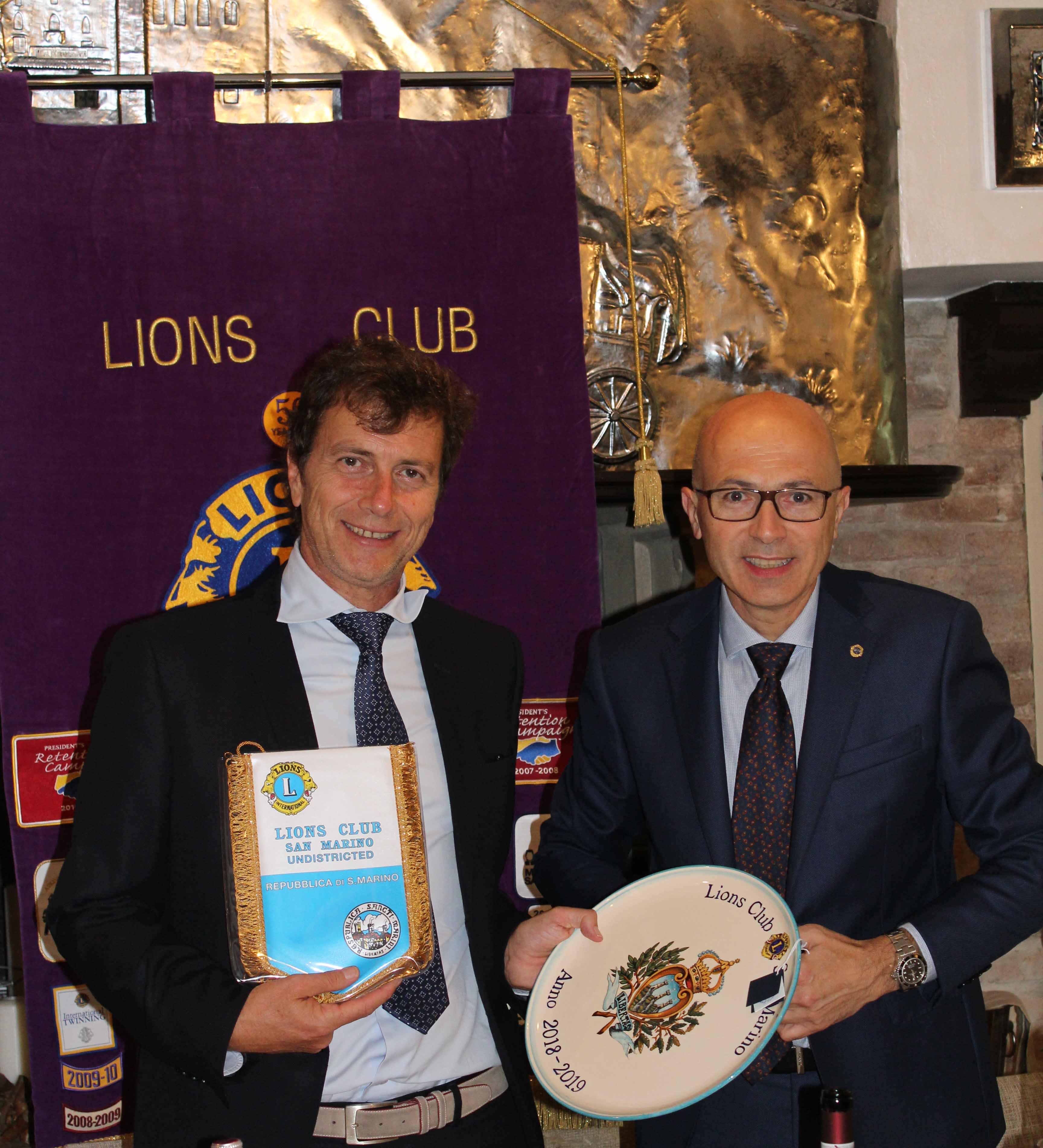 Lions: una serata per conoscere l'alimentazione e il giusto stile di vita