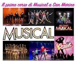 Parte a San Marino il primo corso di Musical