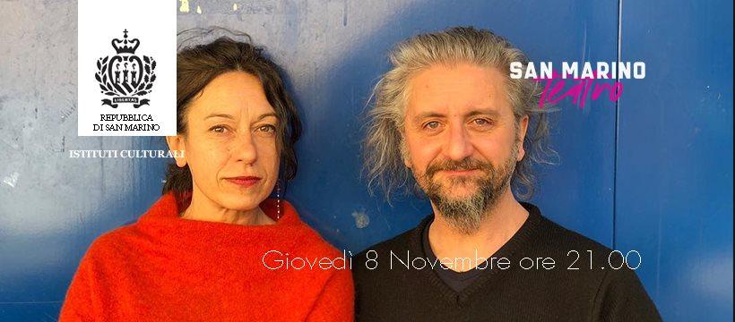 Potente e fragile, con Ascanio Celestini e Giuliana Musso