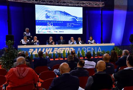 Presentata la 16° edizione di Rallylegend