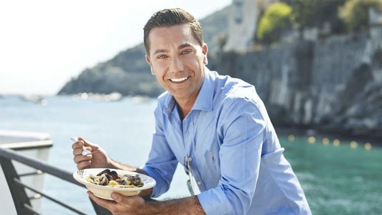La tivù inglese alla scoperta di San Marino con lo chef Gino D'Acampo