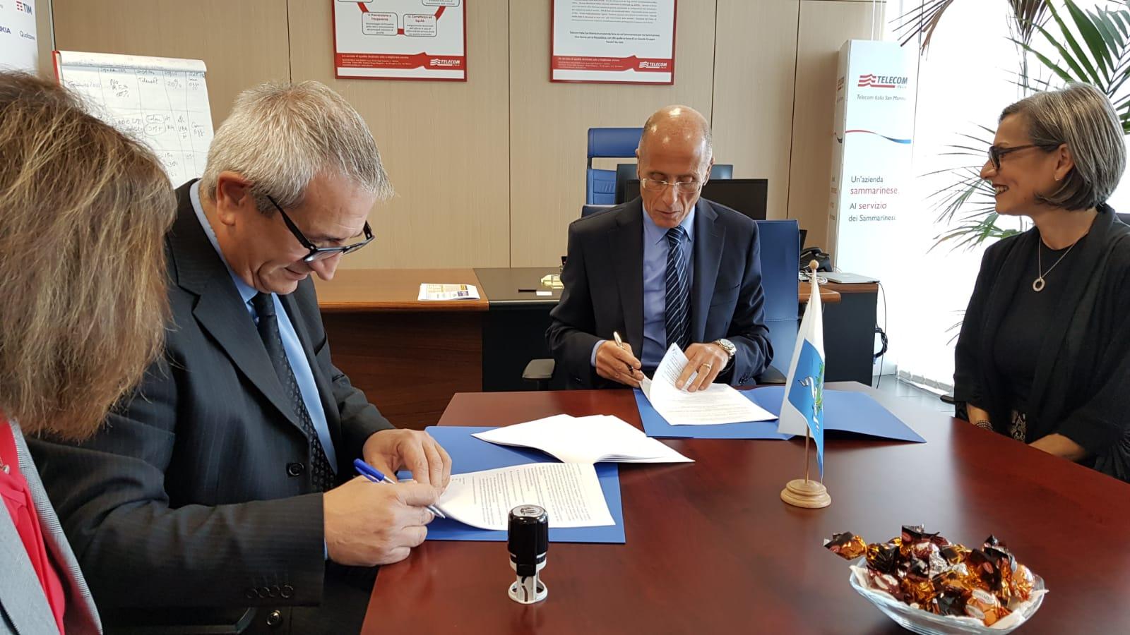Firmato l'accordo per la procedura di conciliazione