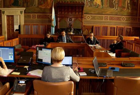 Commissione Esteri in seduta segreta sull'Accordo UE