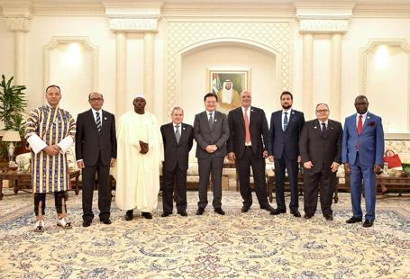 Mauro Maiani ambasciatore di San Marino presso gli Emirati Arabi