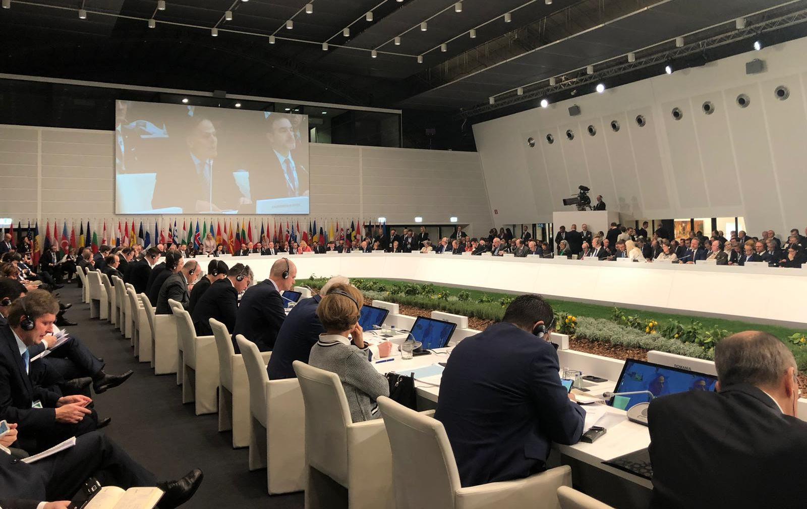 Aperto oggi a Milano il 25° Consiglio ministeriale dell'OSCE